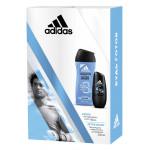 Подарочная упаковка ADIDAS для мужчин гель для душа + антиперспирант ролик