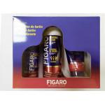Подарочный набор дезодорант+пена+лосьон MILMIL FIGARO