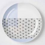 Десертная тарелка GEOMETRY 19 см