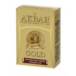 Чай AKBAR классический черный, 250г