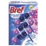 Средство для стирки BREF COLOR ACTIV цветочная свежесть 3*50 г