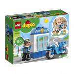 Конструктор LEGO Полицейский мотоцикл 10900