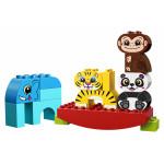 Конструктор LEGO Мой первый цирк 10884
