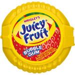 Жевательная резинка с ароматом клубники JUICY FRUIT лента 30 г