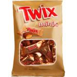 Шоколадные батончики TWIX Minis, 184 г