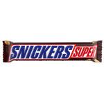Шоколадный батончик SNICKERS Super, 95 г