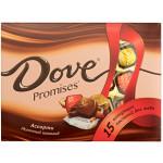 Шоколадные конфеты DOVE PROMISES Ассорти, 118 г