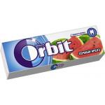 Жевательная резинка ORBIT сочный арбуз, 13,6г