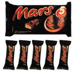 Шоколадный батончик MARS Max мультипак, 5х40,5 г
