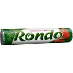 Конфеты-драже RONDO Клубника и мята 30 г