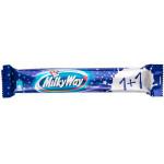 Шоколадный батончик MILKY WAY 1+1, 52 г