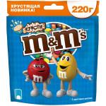 Шоколад M&M'S-криспи 220 г