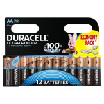 Батарейки DURACELL ULTRAPOWER AA 12 шт
