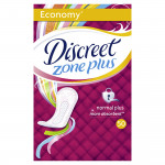 Прокладки ежедневные DISCREET Normal Plus, 50шт