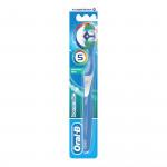 Зубная щетка ORAL-B Комплекс Пятисторонняя чистка 40 Средняя жесткость, 1шт