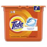 Капсулы для стирки TIDE Альпийская Свежесть в упаковке, 23х25,2г