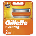Кассета для станка GILLETTE fusion power, 2шт