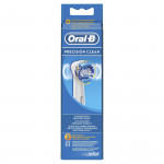 Насадки ORAL-B для электрической зубной щетки BRAUN ЕВ20, 2+1