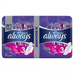 Прокладки гигиенические ALWAYS Platinum Ultra Super ультратонкие, 14 шт