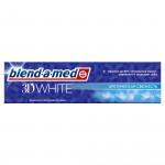Зубная паста BLEND-A-MED 3d white Свежая мята, 100 мл