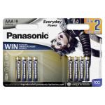 Батарейки PANASONIC AAA PRO 8 шт