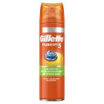 Гель для бритья Fusion GILLETTE для чувствительной кожи, 200 мл