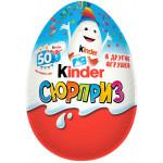 Шоколадное яйцо KINDER Киндер-Сюрприз, 20г