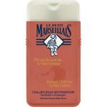 Гель для душа LE PETIT MARSEILLAIS Белый персик и нектарин,  250мл