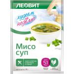 Мисо суп ХУДЕЕМ ЗА НЕДЕЛЮ, 15-20 г