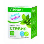Стевия 150 таблеток, заменитель сахара ХУДЕЕМ ЗА НЕДЕЛЮ 38 г
