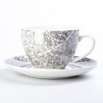 Чайная пара SILVER 300 мл