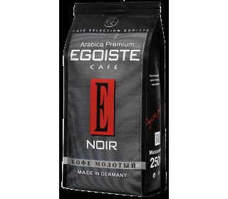 Купить <b>кофе</b> молотый <b>EGOISTE NOIR</b>, 250 г в торговых центрах ...