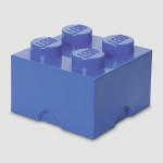 Ящик для хранения с крышкой ЛЕГО Куб