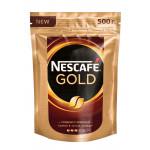 Кофе растворимый NESCAFE Gold, 500 г