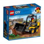 Строительный погрузчик LEGO CITY