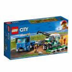 Транспортировщик LEGO CITY