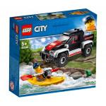 Сплав на байдарке LEGO CITY