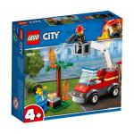 Пожар на пикнике LEGO CITY