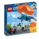 Арест парашютиста LEGO CITY