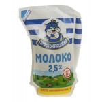 Молоко ПРОСТОКВАШИНО пастеризованное 2,5%, 900 мл
