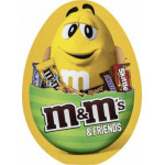 Подарочное яйцо M&M`S 178 г
