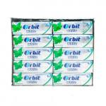 Жевательная резинка ORBIT нежная мята 13,6 г