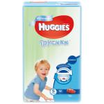 Трусики HUGGIES для мальчиков 5-ти лет (13-17кг), 48 шт.