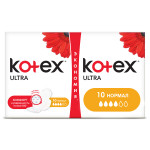 Прокладки KOTEX Ultra Normal Duo, 20 шт.