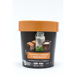 Мороженое пломбир TIM TIM Молоко-сливки с медовиком ведерко, 110г