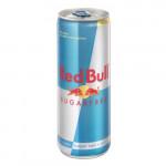 Энергетический напиток RED BULL без сахара, 0,25л