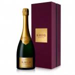 Шампанское KRUG Grande Cuvee 0,75 л в подарочной упаковке