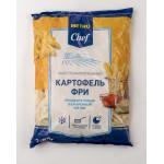 Картофель фри METRO CHEF 9мм, 2,5 кг
