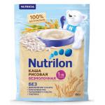 Каша безмолочная NUTRILON рисовая, 180 г