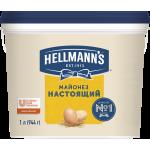 Майонез HELLMANN'S Настоящий 78%, 944г